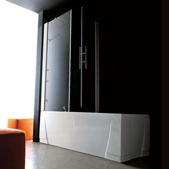Gruppo Treesse Cristina Box Easy 2 Ванна прямоугольная 160x70xh213 см в интернет-магазине «Estet Room»