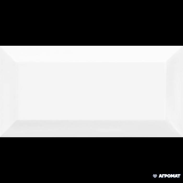 Плитка GOLDEN TILE Metrotiles белый 460051 8×200×100