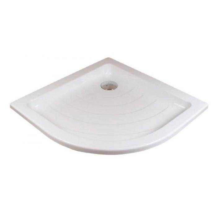 Душевой поддон Ravak Ronda-80 LA белый в интернет-магазине «Estet Room»