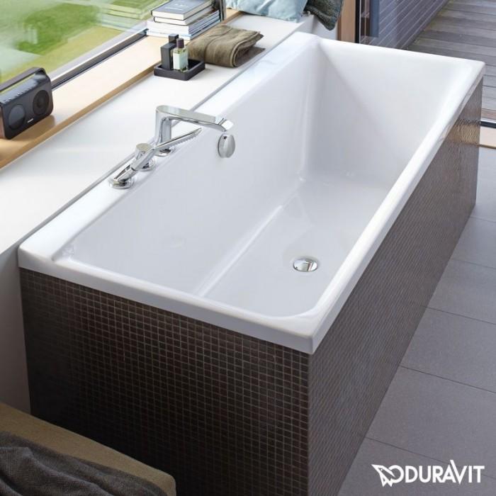 P3 Comforts ванна прямоугольная 170 см 700376000000000 в интернет-магазине «Estet Room»