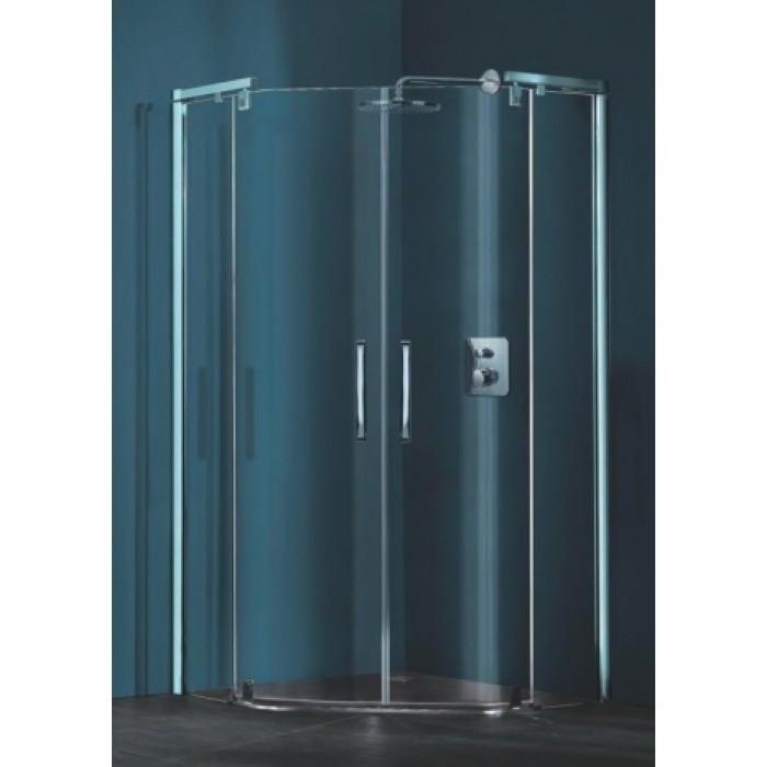 Душевая кабина Huppe Refresh pure 9P1301 90x90 в интернет-магазине «Estet Room»