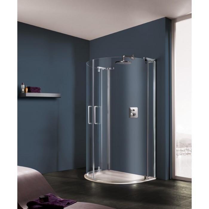 Душевая кабина Huppe Refresh pure 9P1401 114x90 в интернет-магазине «Estet Room»