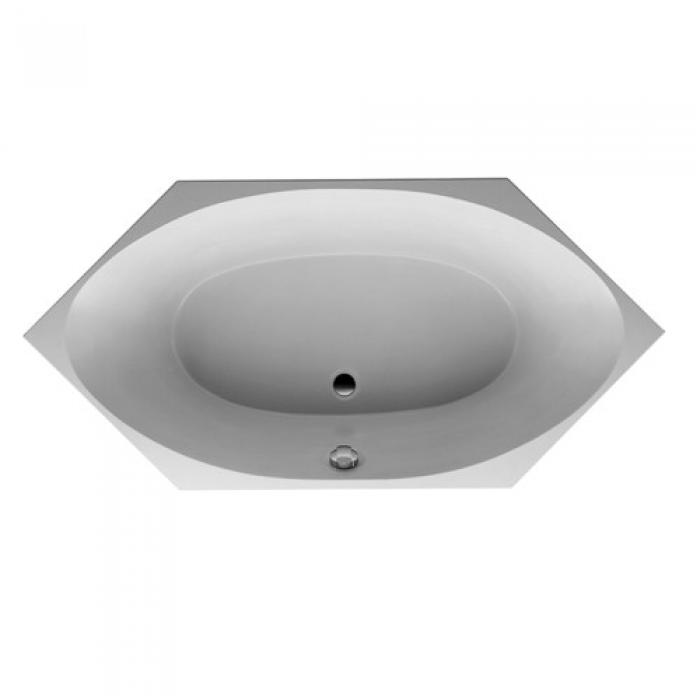 2x3 ванна шестиугольная 190 см 700023000000000 в интернет-магазине «Estet Room»