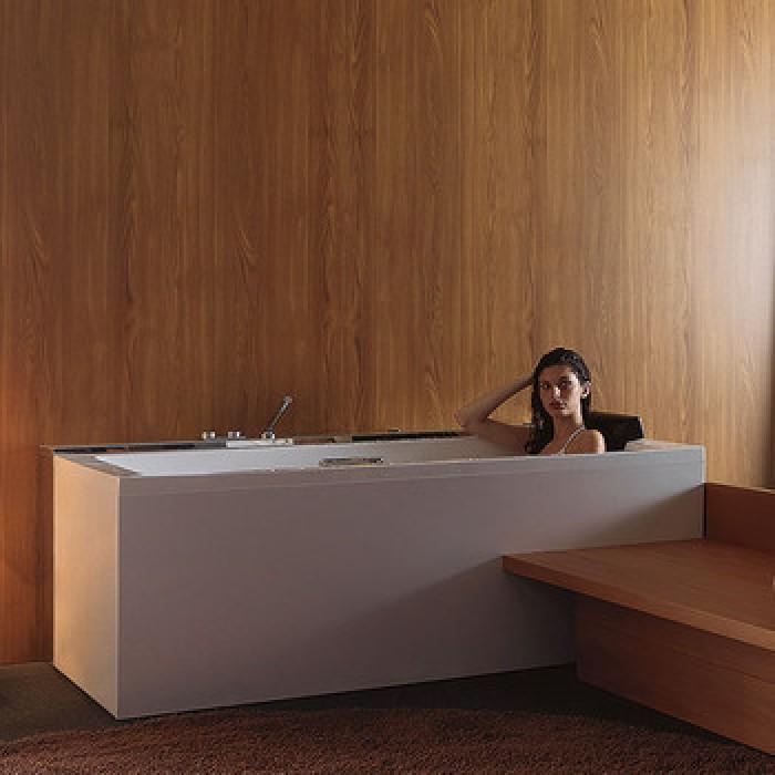 Gruppo Treesse Quadra mts Ванна 180x115xh70 см в интернет-магазине «Estet Room»