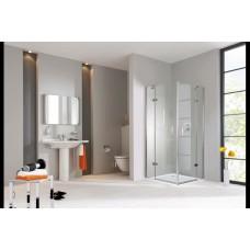 Душевые двери Huppe Aura (2уп) 900x1900 401101.087.321