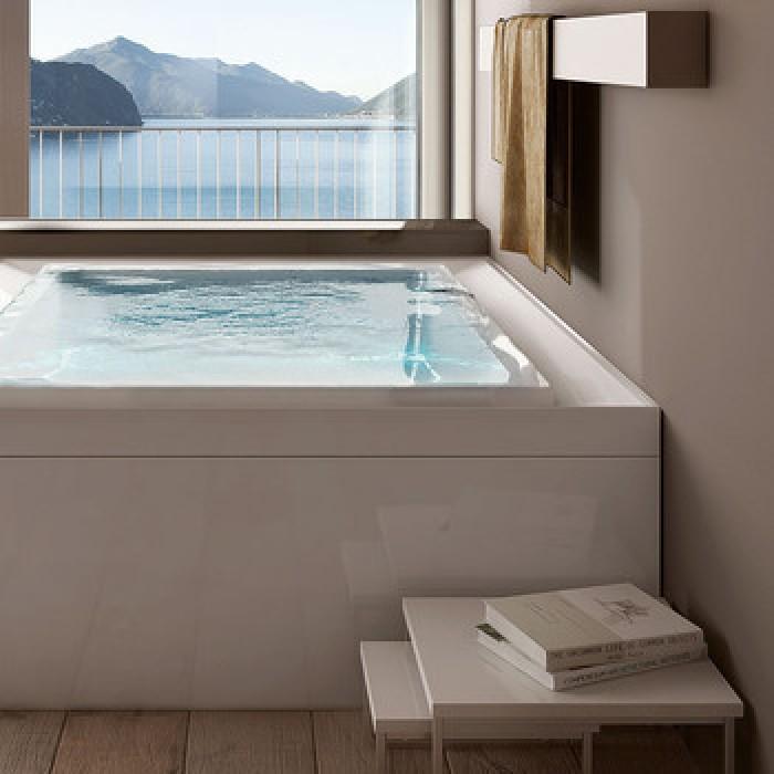 Gruppo Treesse Fusion 230 Ванна в современном стиле 230x180xh67 см в интернет-магазине «Estet Room»