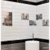 Плитка APE Ceramica Fayette BISELADO BLANCO BRILLO 6×200×100