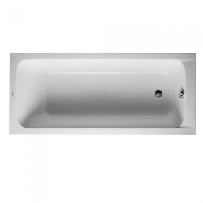 D-Code ванна прямоугольная 160 см 700096000000000 в интернет-магазине «Estet Room»