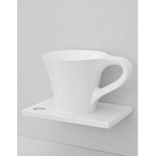 Каменная раковина 70 см Artceram Cup, white (OSL005 01; 00)