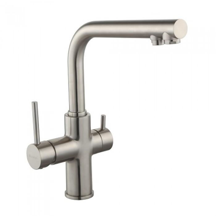 Смеситель для кухни с подключением к фильтру Imprese Daicy 55009S-F в интернет-магазине «Estet Room»